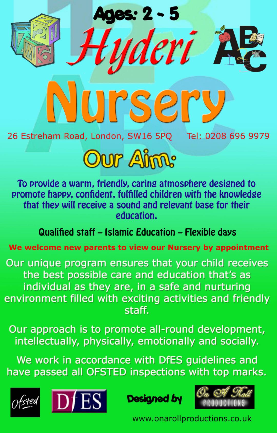 hyderi nursery